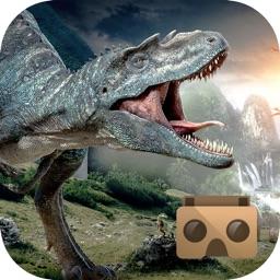 Dino Jurassic VR Experience : Dinosaur VR 360