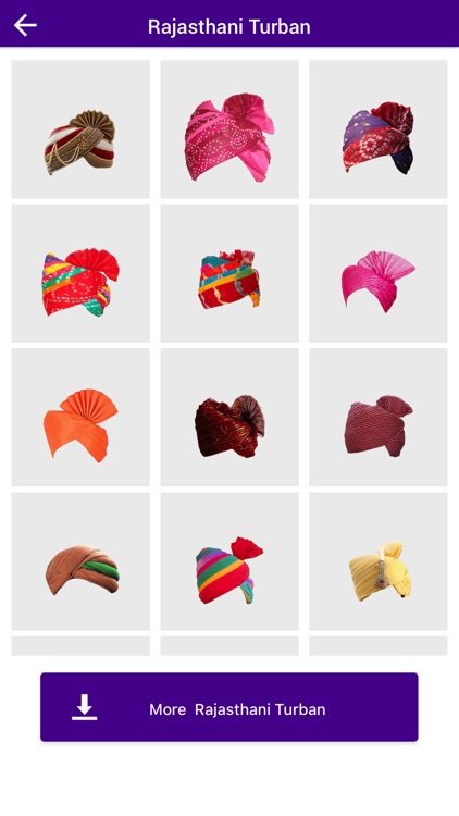 Rajasthani Turbans Photo Booth screenshot-3