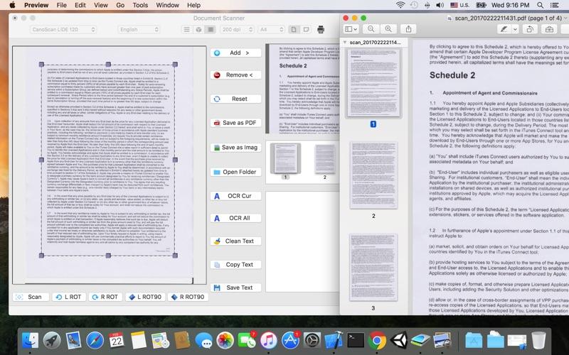 Document Scanner скриншот программы 2