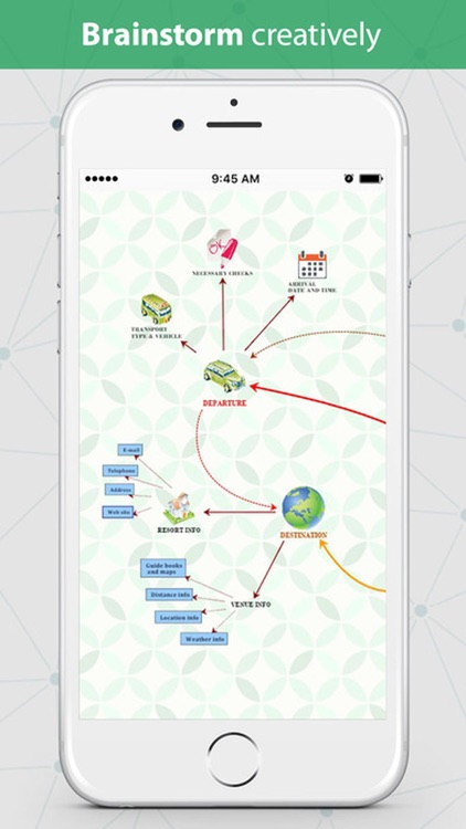 MindMapping Inspiration : Diagram & Workflow screenshot-4
