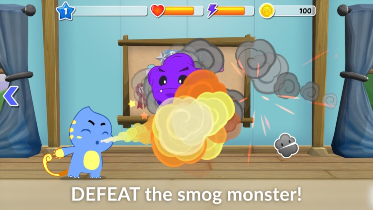 Wizdy Pets - Kids asthma game screenshot-2