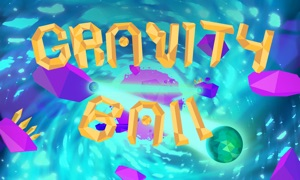 Gravity Ball by Upside Down Bird
