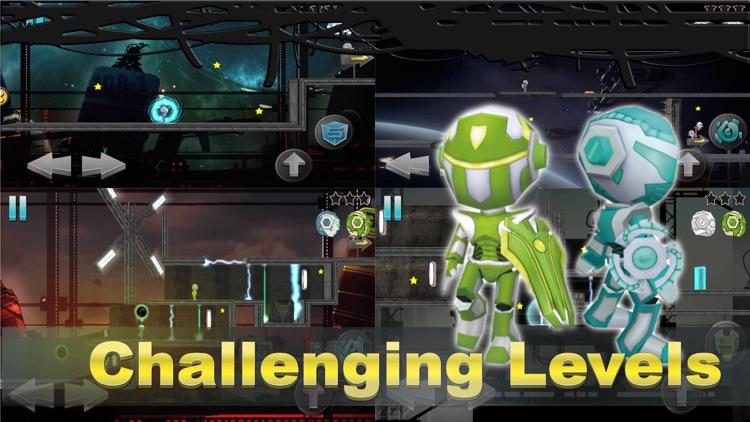 Lit Big Bots Deluxe screenshot-3