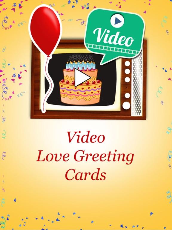 Happy Birthday Videos - Animated Video Greetings screenshot 5