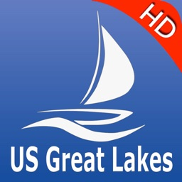 US Great Lakes GPS Nautical charts pro