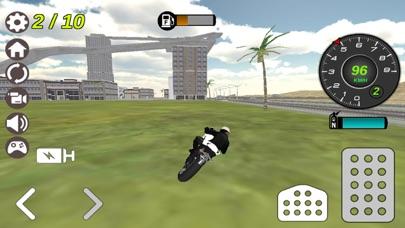 Police Motor-Bike City Simulator 2のおすすめ画像2