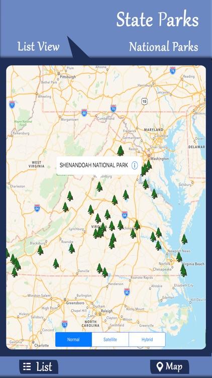 Virginia State Parks Offline Guide