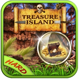 Hidden Object Games Treasure Island