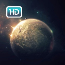 Wallpapers for Space & Galaxy Backgrounds Free