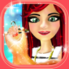Fashion Icon Dressing Up Game: Fantasy Dress Up & Makeover Salon Games for Girls