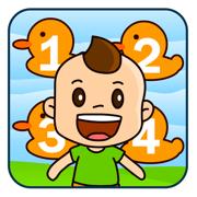 宝宝数鸭子-儿童游戏智力大全2-5岁