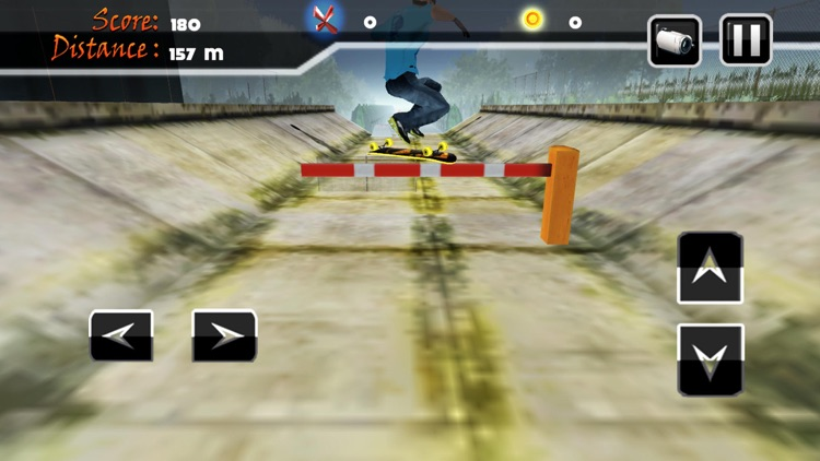 Xtreme City Skater: True Skateboard Boy screenshot-3