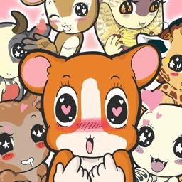 Nico Nico Girls! Stickers