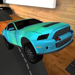 Car Race Extreme Stunt Drive-r Sim-ulator
