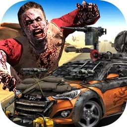 Zombie Highway killer - Death Racing