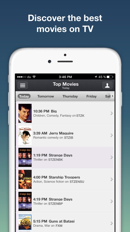 TV Listings by TV24 - TV Guide