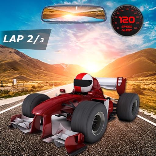 Car Rush - Traffic Racing iOS App