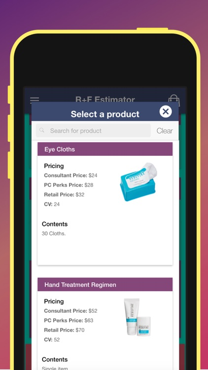 R+F Estimator (US Version) screenshot-1
