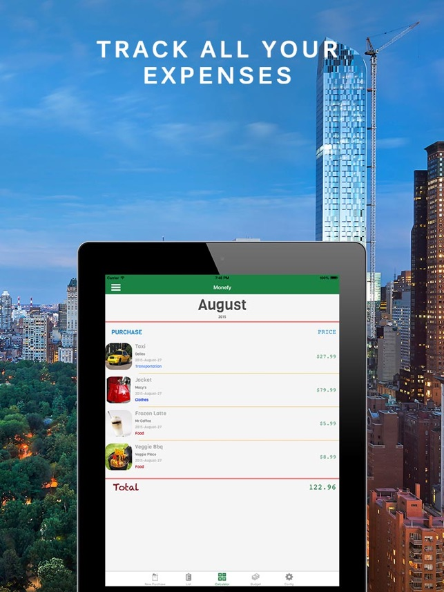 Monefy - Best budget savings and money organizer Screenshot
