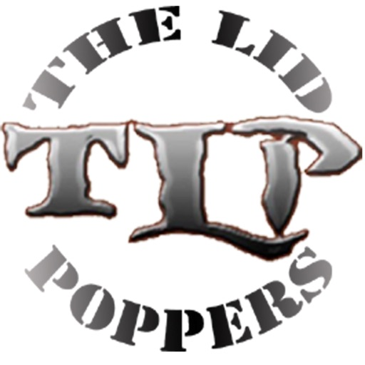 TLP The Lid Poppers Mobile App icon