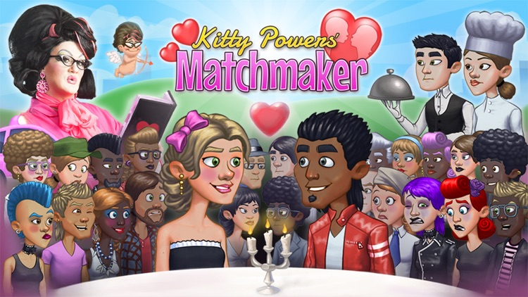 Kitty Powers' Matchmaker screenshot-0