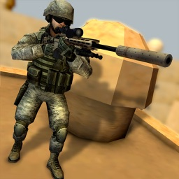 USA Army Sniper FPS game