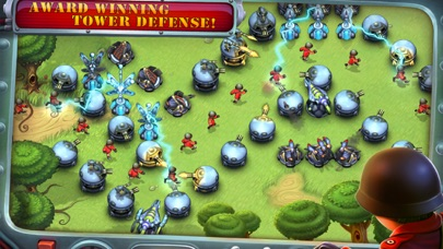 Fieldrunners screenshot two