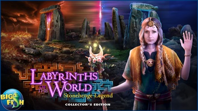 Labyrinths of the World: Stonehenge Legend screenshot 5