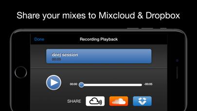 deej - DJ turntable. Mix, record, share your music screenshot four