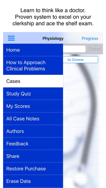 Case Files Physiology, 2/e