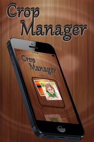 Photo Crop manager, photo editor - náhled