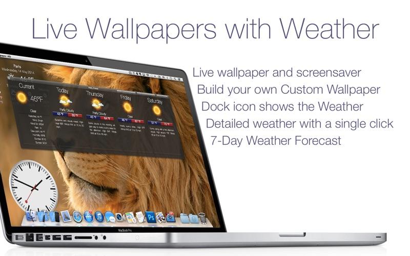 Live Wallpaper & Screensaver på PC