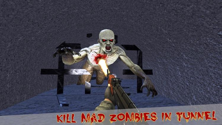 Walking Zombie Doom's Survival - Shooting Game screenshot-3