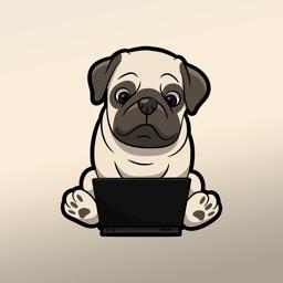 PugMoji - Pug Emoji & Sticker