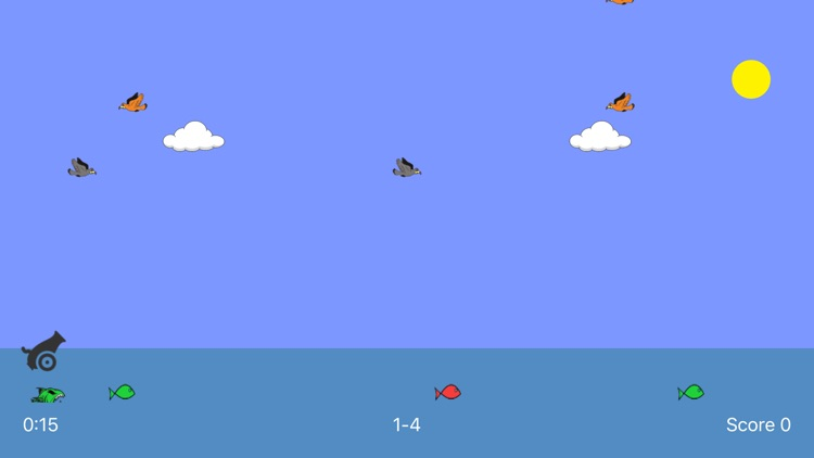 Furious Fish Revenge screenshot-0