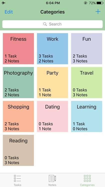 Adviself - Task, Note & Advice