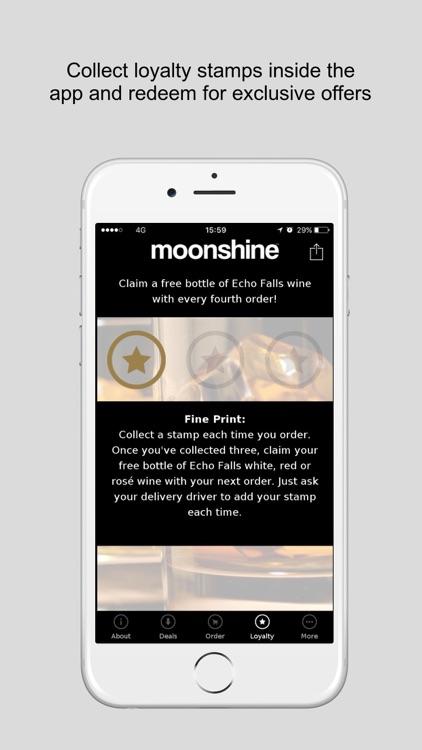 Moonshine Deliveries
