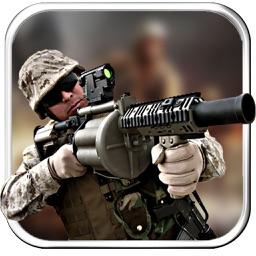 Assault Secret Mission 3D : Attack On Enemy Lines