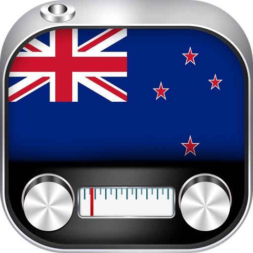 Radio New Zealand FM / Radio Stations Online Live iOS App