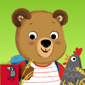 Bizzy Bear On The Farm app review