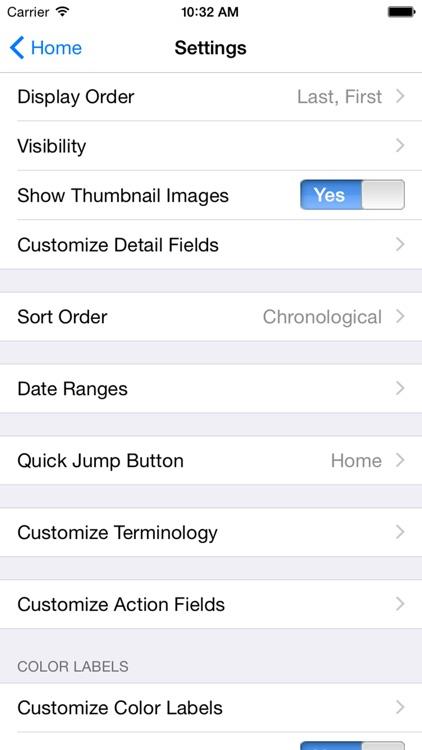 Employee Tracker Pro screenshot-3