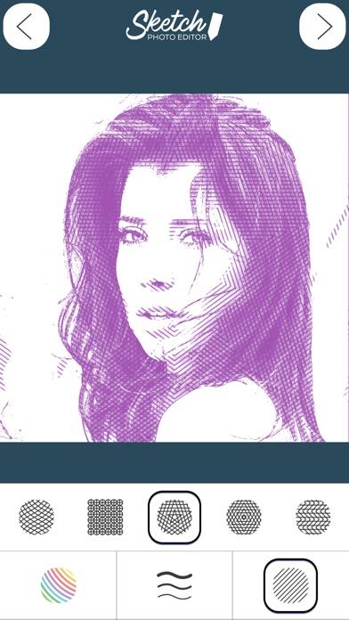 スケッチ写真編集者お絵かき鉛筆色の効果紹介画像2