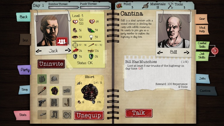 Dead Age screenshot-4