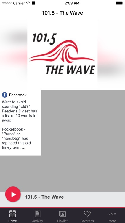 101.5 - The Wave