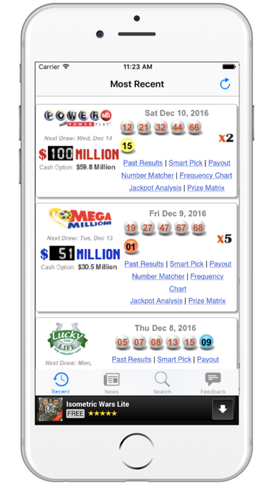 Top 10 Apps like Illinois Lottery in 2019 for iPhone & iPad