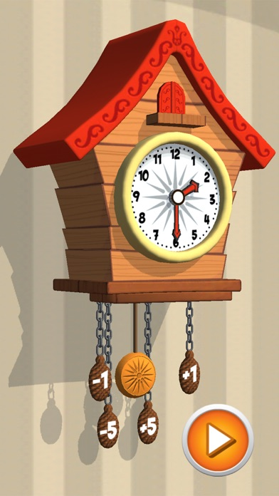Cuckoo Clock Telling Time