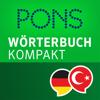 Wörterbuch Türkisch - Deutsch KOMPAKT von PONS