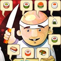 回转寿司店 - 策略经营游戏