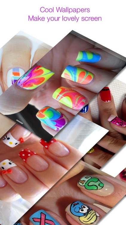 Nail Art Design Wallpapers Nails Backgrounds By Alpesh Prajapati