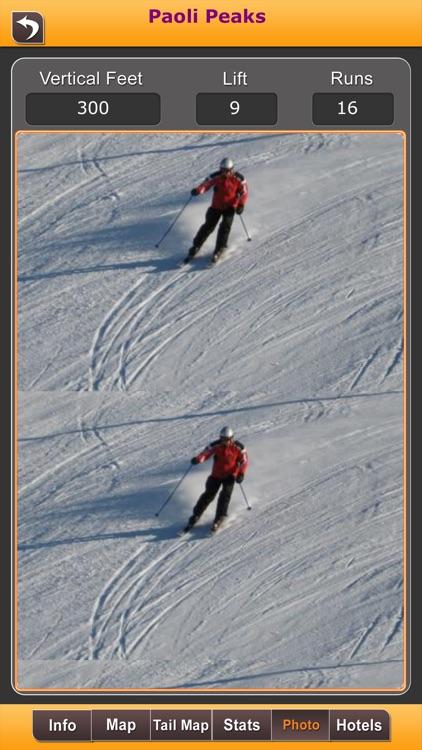 Ski Resorts - USA screenshot-3